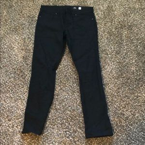 Volcom Black Jeans.